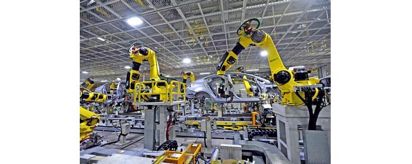 特斯拉柏林超級工廠也已安裝美的旗下庫卡工業機器人